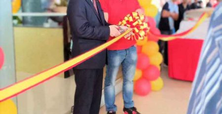 GRAND OPENING ALTA PHILIPPINES Ribbon cutting ceremony for New office Alta Japan President – Kazuo Kato Alta Philippines President – Ariel Tabucol