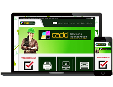 CADD SOLUTION INC.