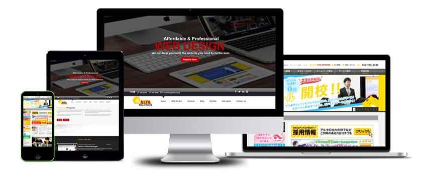 Responsive Web Development and Design