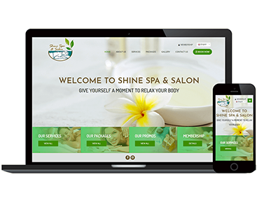 Shine Spa & Salon