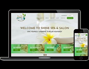 Shine Spa & Salon