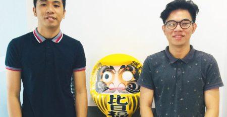 Interns from STI Makati