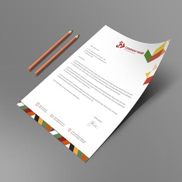 Corporate Branding Letter