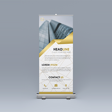 Corporate Branding Rollup