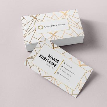 Corporate Branding Calling-Card