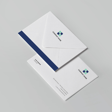 Corporate Branding Envelope