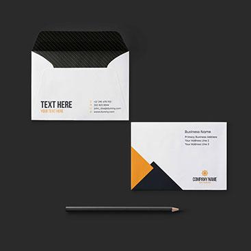 Corporate Branding Envelope