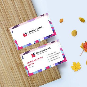 Corporate Branding Calling Card